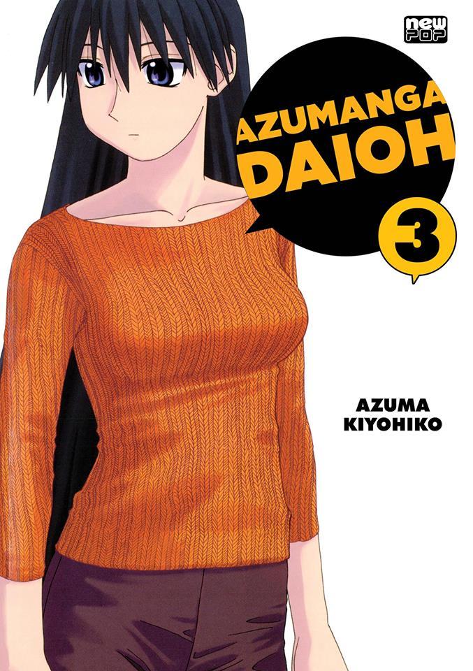 Azumanga daioh 3