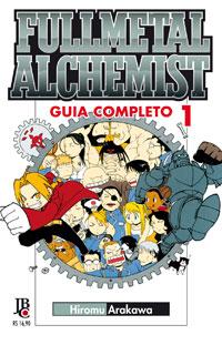 Fullmetal alchemist guia
