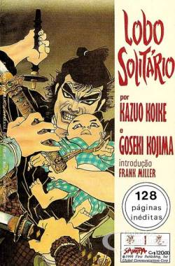 Lobo solitario 01 Nova Sampa