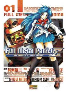 full metal panic sigma 01