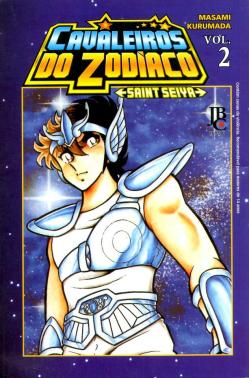 cavaleiros do zodiaco jbc 02
