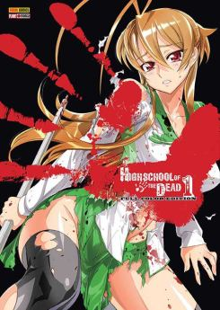 highscholl of the dead full color 01