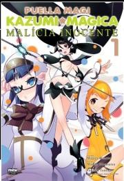 Kazumi magica 01