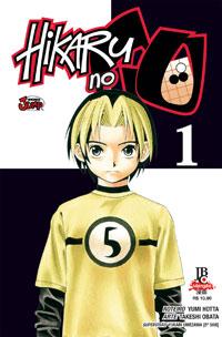 hikaru no go 01