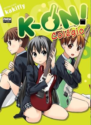k-on colegio