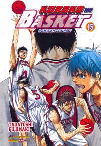 Kuroko no basket 15