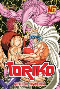 toriko 16