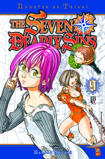 The Seven Deadly Sins 09 Capa.indd
