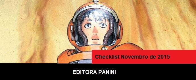 checklist panini novembro 2015