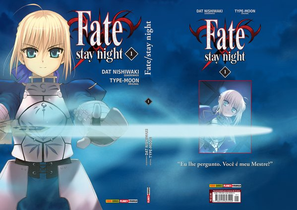 fate stay night completa