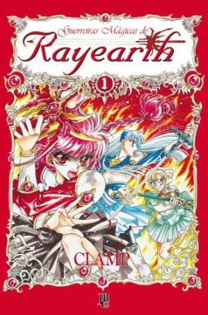 Guerreiras Magicas de Rayearth especial 01