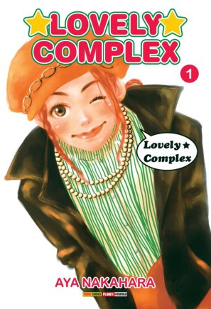 Lovely Complex 01