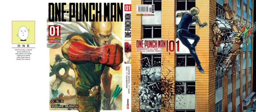 One punch completa