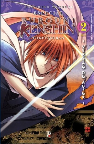 Rurouni kenshin versao do autor 2