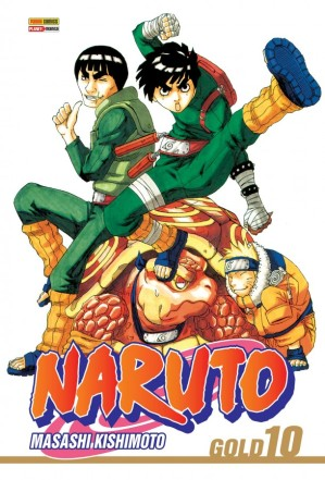 Naruto Gold 10