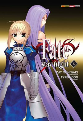 Fate Stay Night 06