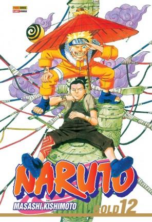 Naruto Gold 12