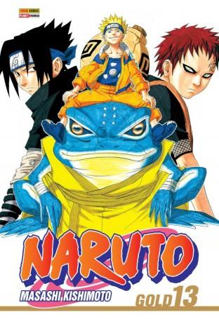 Naruto gold 13