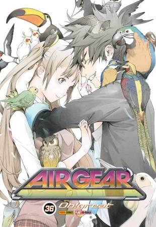 Air Gear 36