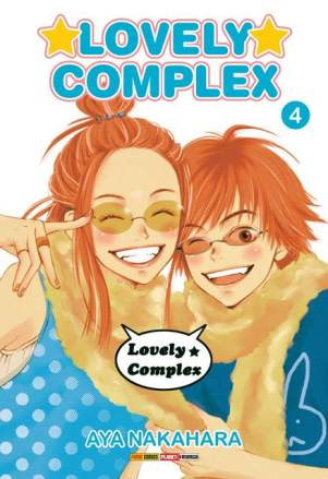 Lovely Complex 04
