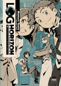 Log Horizon #02