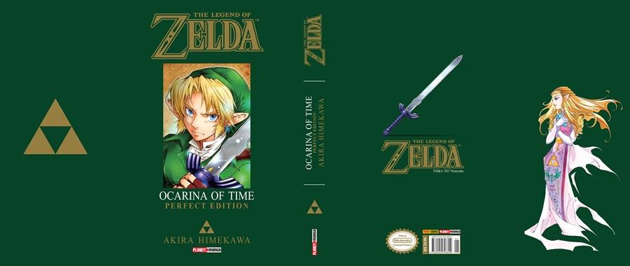 [Leitura/Mundo Real/Games(?)]Rumor: Editora brasileira adquiriu os direitos de mangá de Zelda 82798_900x900